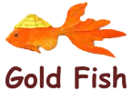 Gold fish restaurant
